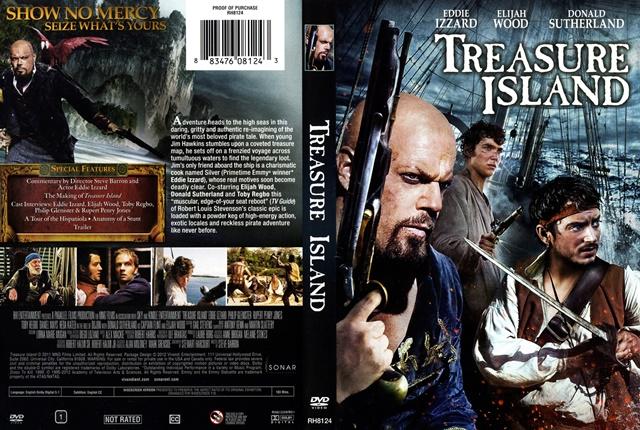 زیرنویس فارسی فیلم جزیره گنج