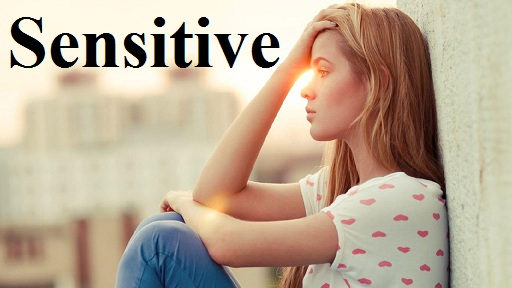 حساس – Sensitive – آموزش لغات کتاب ۵٠۴ – English Vocabulary – کدینگ لغات ۵٠۴
