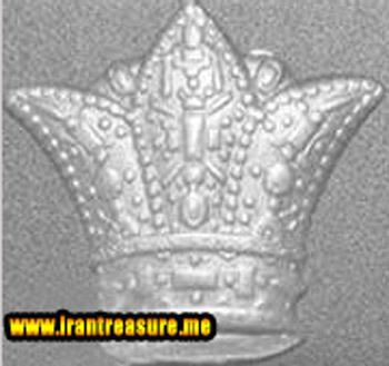 tac951 علامت تاج در دفینه یابی