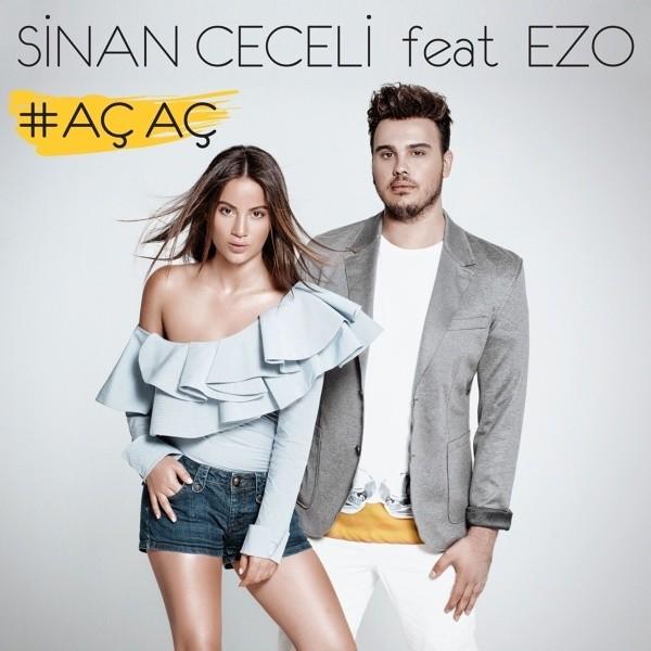 دانلود آهنگ ترکی جدید Sinan Ceceli و Ezo به نام Ac Ac