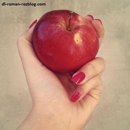 دانلود رمان به گرمی یک سیب