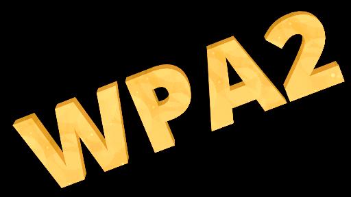 روش رمزنگاری WPA2