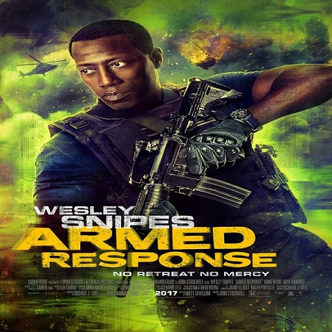 دانلود فیلم Armed Response 2017 با دوبله فارسی