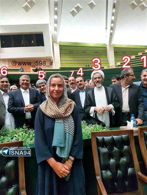 اسامی و جناح سیاسی نمایندگان سلفی بگیر مجلس