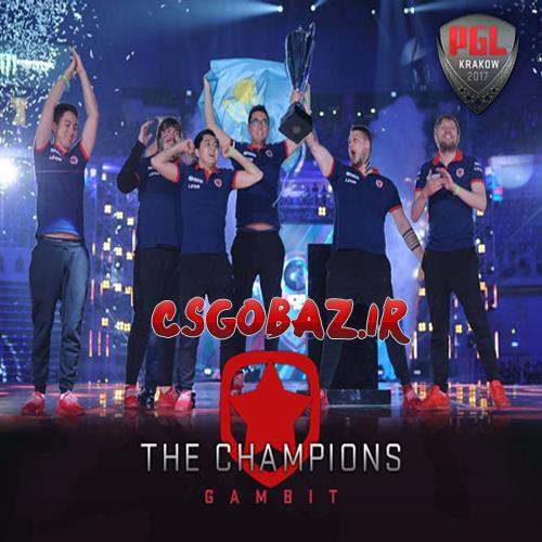 پیروزی تیم GAMBIT در تورنومنت KraKow 2017