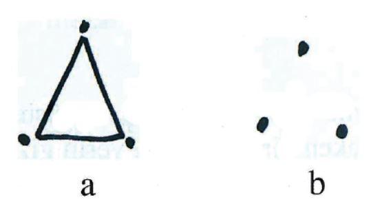 %name مثلث سه نقطه