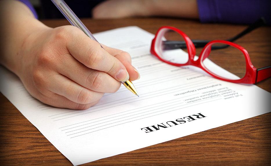 چگونه یک رزومۀ مناسب برای دریافت بورسیه بنویسیم؟