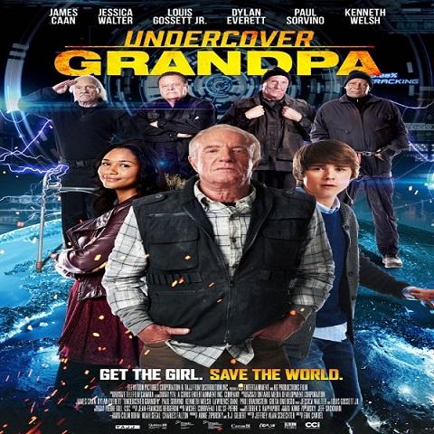 دانلود فیلم Undercover Grandpa 2017 با دوبله فارسی