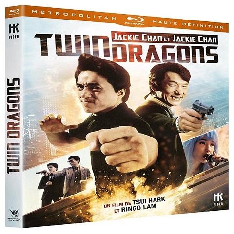 دانلود فیلم Twin Dragons 1992 با دوبله فارسی