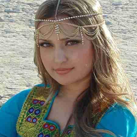 عکس مژده جمالزاده افغانی | عکس و بیوگرافی مژده جمالزاده افغانی بازیگر