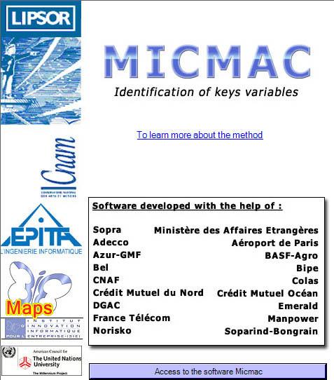 نرم افزار میک مک (Micmac) به همراه نرم افزار کمکی Microsoft .NET Framework