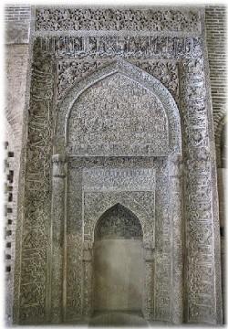 معماری اسلامی مساجد