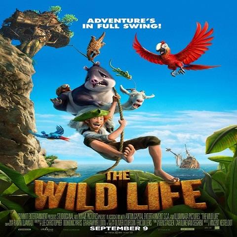 دانلود فیلم The Wild Life 2016 با دوبله فارسی