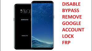 اموزش حذف گوگل اکانت Samsung Galaxy S8 and S8 تمام مدلها