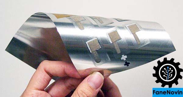 ساخت یک باتری انعطاف پذیر که توسط آب شور شارژ میشود