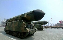 موشک هاي بالستيک کره شمالي آماده پرتاب به سمت آمريکا