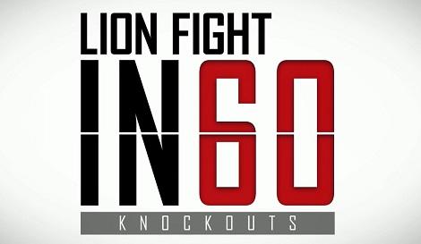 دانلود بهترین موی تای Lion Fight in 60 Knockouts ریلیز اختصاصی