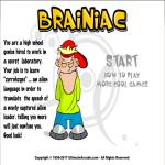 Brianiac