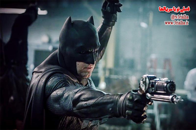 از جدیدترین ابزار بتمن در فیلم Justice League رونمایی شد