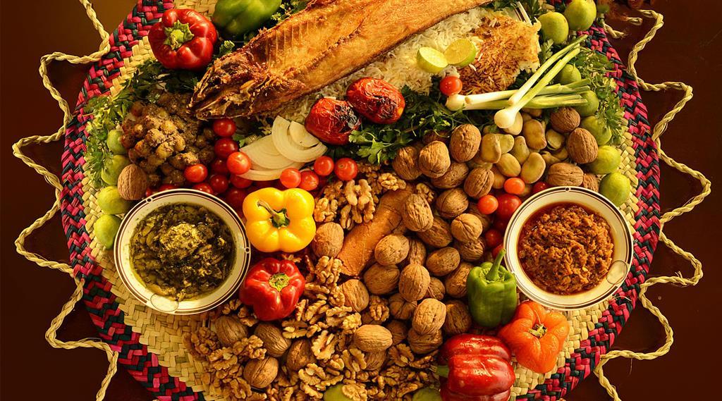 انتخاب شهر رشت بعنوان شهر خلاق خوراک شناسی از سوی یونسکو