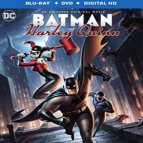 دانلود فیلم Batman And Harley Quinn 2017 با دوبله فارسی