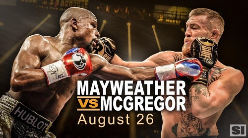 معرفی رویداد Floyd Mayweather Jr. VS. Conor McGregor + بحث و گفتگو