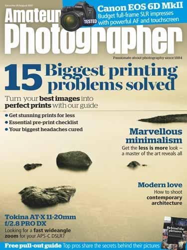 Amateur Photographer 19 August 2017