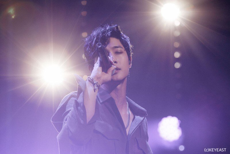 DATV Teaser of kim hyun joong Inner Core Japan Tour Concert the 2017.09.23