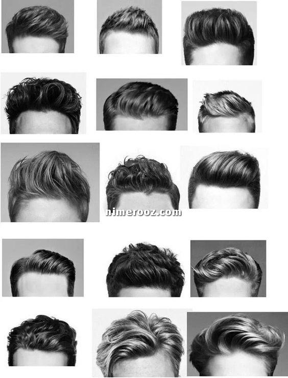 بهترین و محبوب ترین مدل موهای مردانه پسرانه