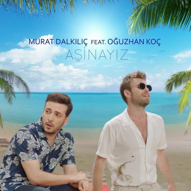 دانلود آهنگ ترکی جدید Murat Dalkilic و Oguzhan Koc به نام Asinayiz