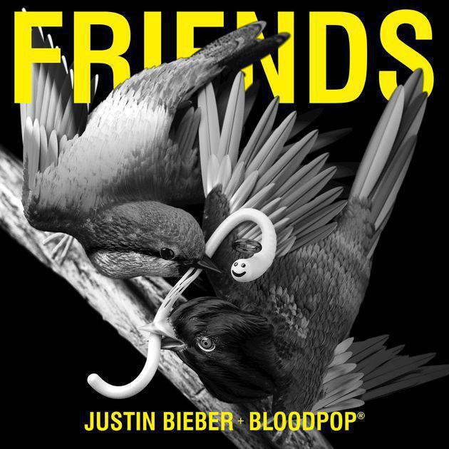 دانلود آهنگ جدید Justin Bieber و Bloodpop به نام Friends