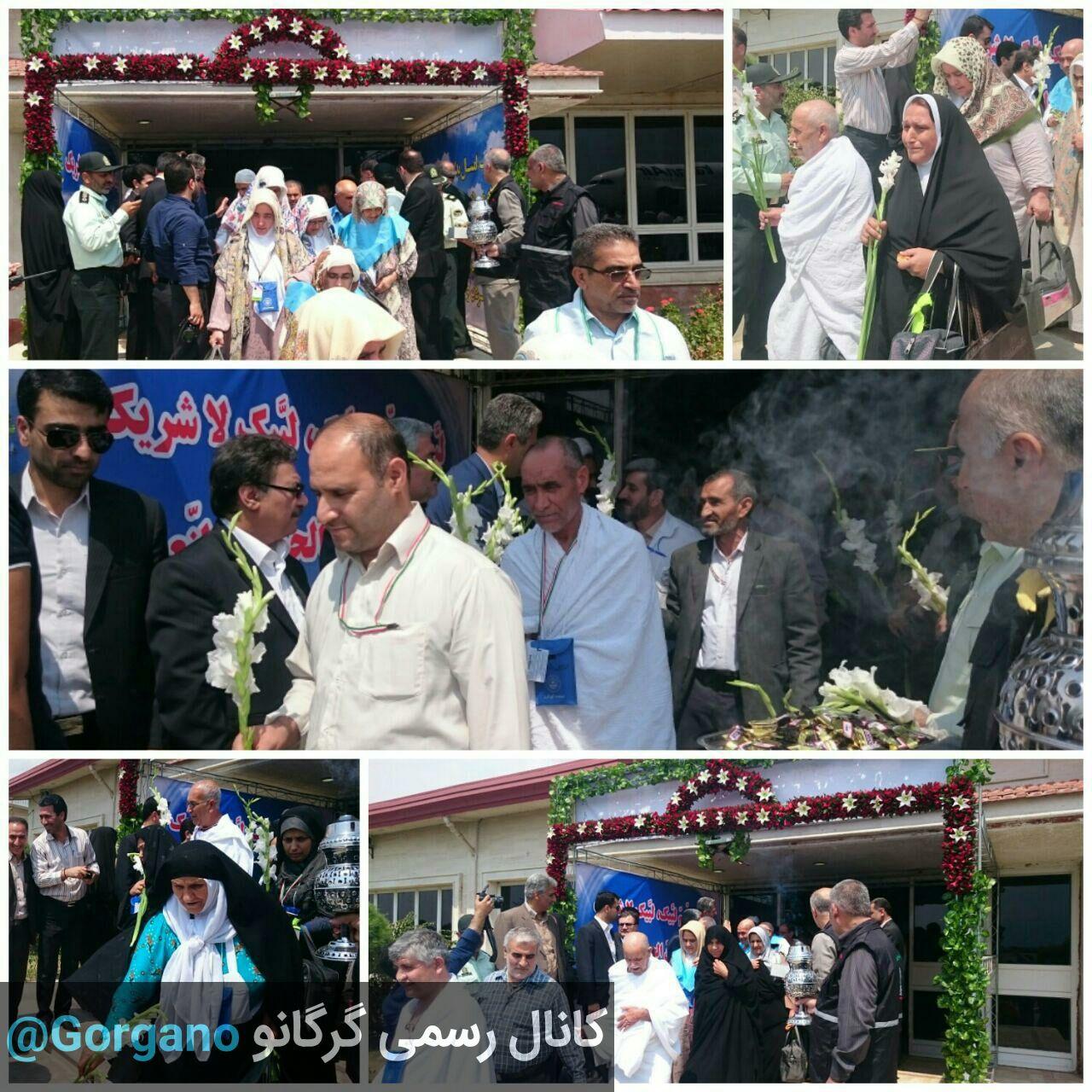 فرودگاه گرگان تاکنون با انجام شش پرواز 1609 زائر گلستانی خانه خدا را به عربستان اعزام کرده است