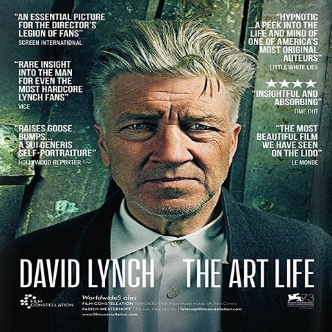 دانلود فیلم David Lynch The Art Life 2016 با دوبله فارسی