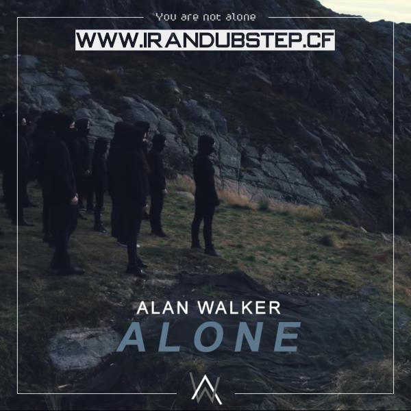دانلود اهنگ Alan Walker به نام Alone