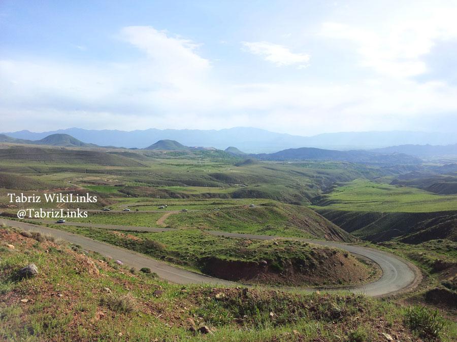 کوه کمر زنوز