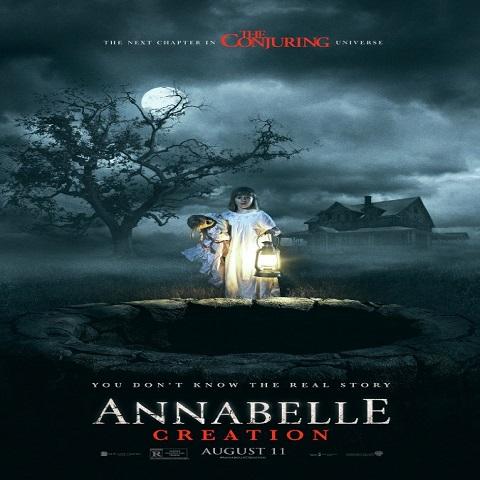 دانلود فیلم Annabelle Creation 2017 با دوبله فارسی