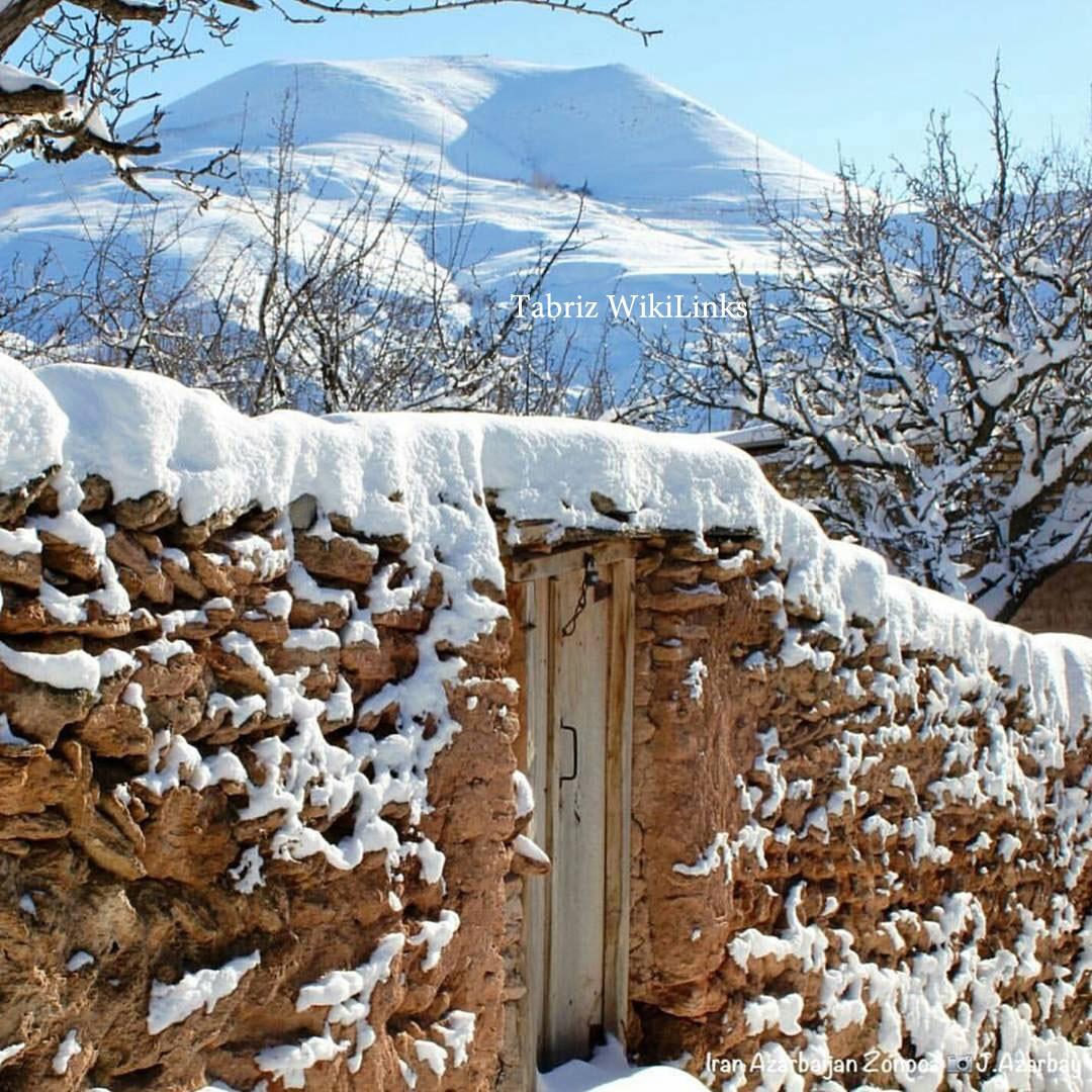 زمستان زنوز