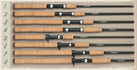 بهترین چوب ماهیگیری