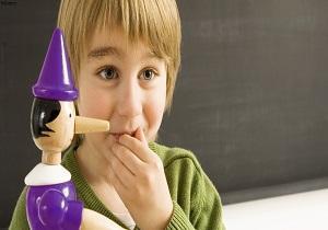 کودک را با عواقب دروغ گويي آشنا کنيد - کودک دروغ گو