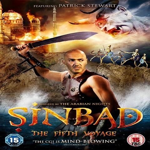 دانلود فیلم Sinbad The Fifth Voyage 2014 با دوبله فارسی