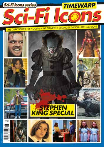 SciFi Icons Timewarp Issue 6 2017