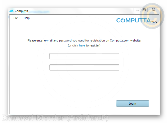 [تصویر:  Login_Information_Page.png]