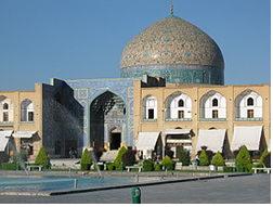 پاورپوینت با موضوع مسجد شیخ  لطف الله اصفهان