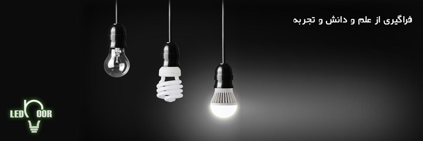ابتکار عمل و طراح هر نوع روشنایی