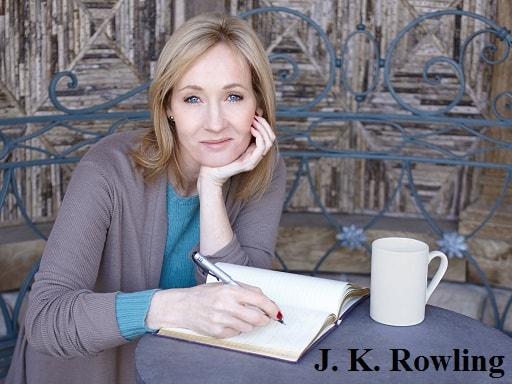 جی کی رولینگ - J. K. Rowling