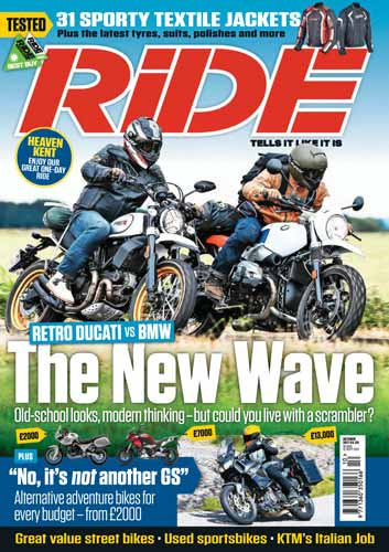 RiDe Magazine October 2017