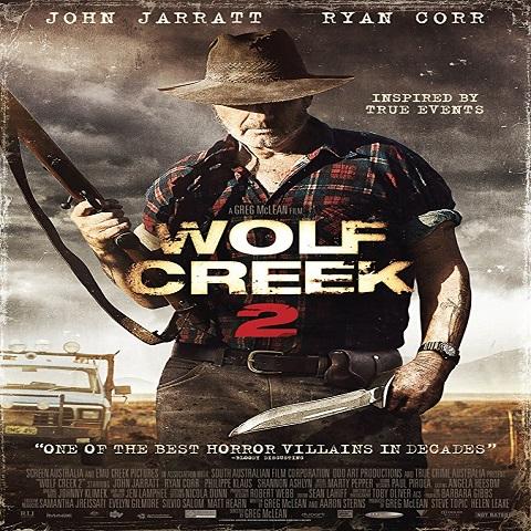 دانلود فیلم Wolf Creek 2 2013 با دوبله فارسی