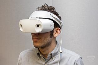 معرفي هدست ترکیبی واقعیت مجازی و واقعیت افزوده Dell