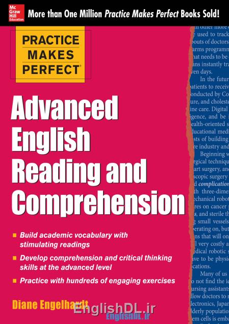 کتاب تمرین ریدینگ و درک مطلب انگلیسی