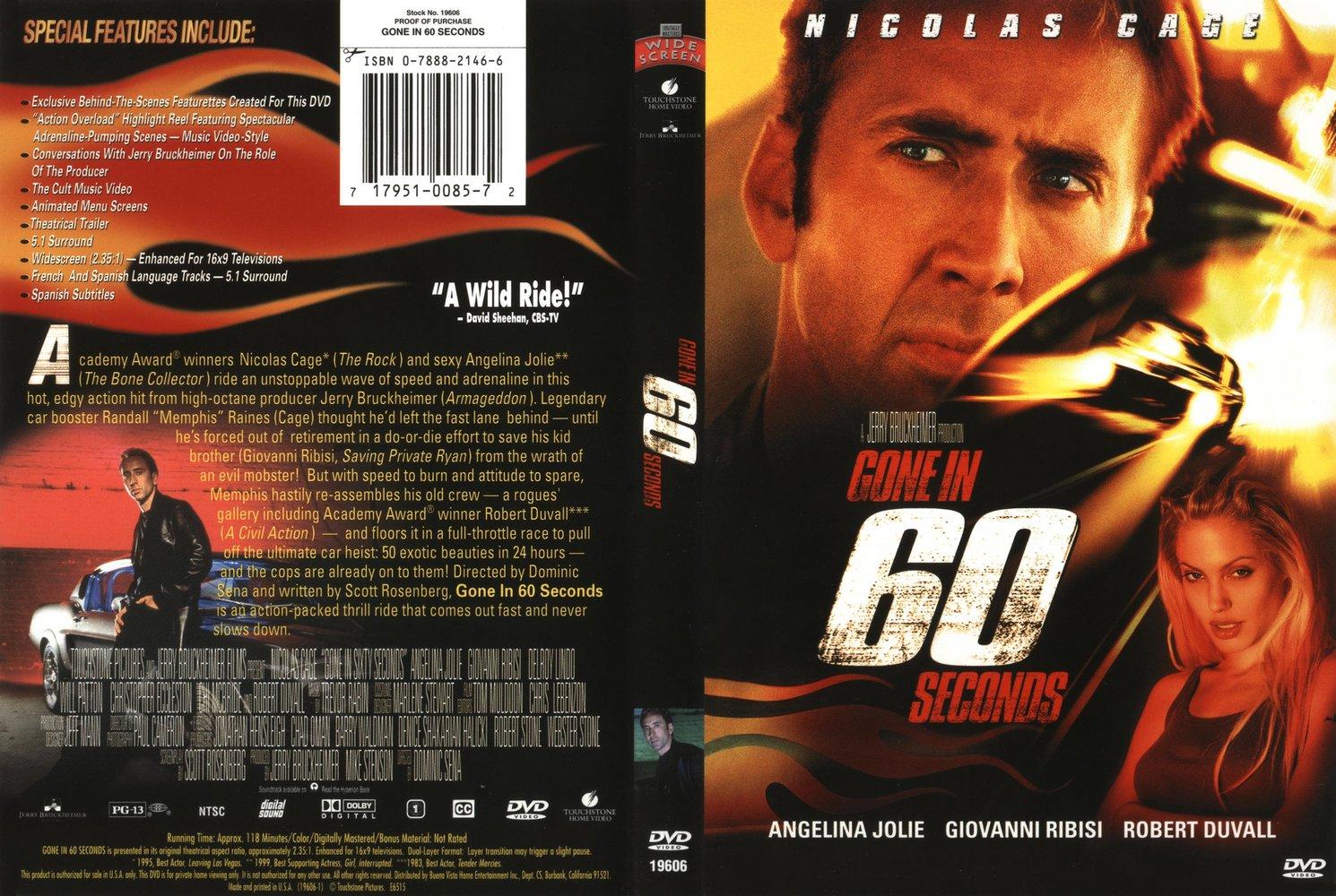 کاور فیلم های Nicolas Cage